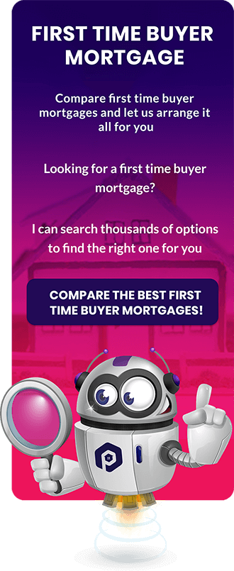 first time buyer mortgage sidebar image