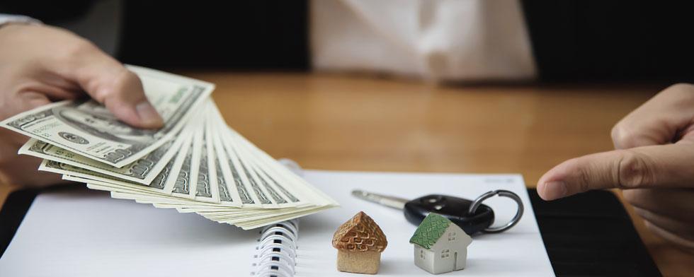 getting finances ready before buying first home