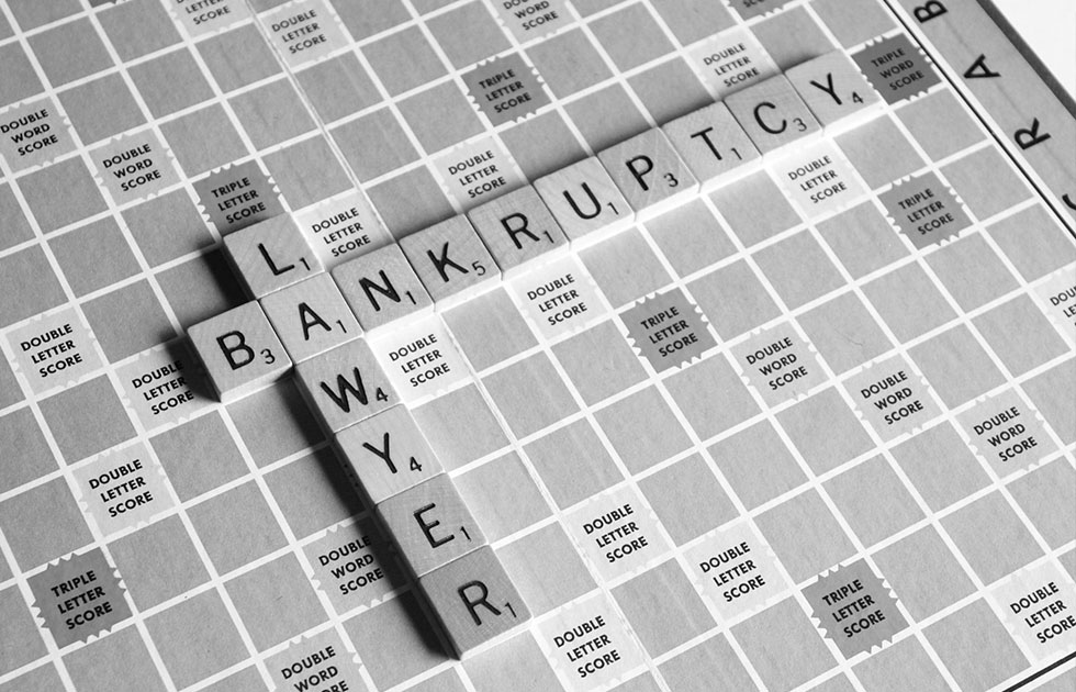 finance lawyer bankruptcy