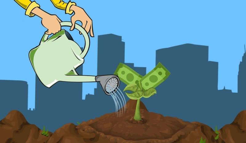 invest growing money