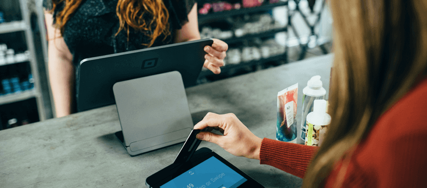make checkout design seamless